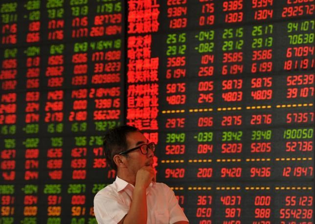 Equityworld Futures Pusat : Saham Blue-Chip Turun Dengan Persentase Terbesar Sejak 2011
