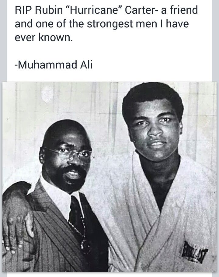Hurricane and The Greatest