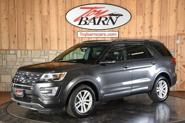 2016 Explorer Xlt Fwd 2016 Ford Explorer Xlt Fwd Magnetic Metallic Sport Utility Intercooled Turbo Pre Ford Explorer Xlt Ford Explorer