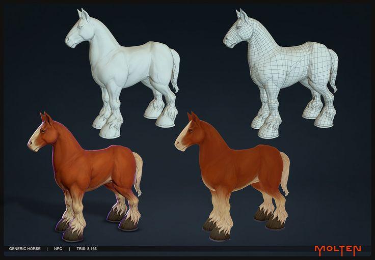 BREAKDOWN Generic Horse