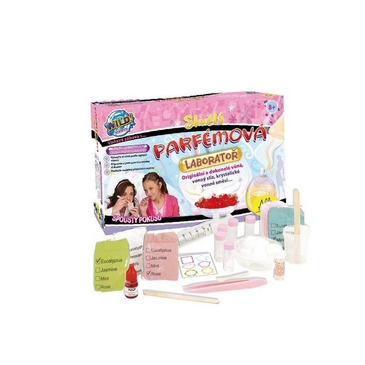 Parfémová laboratoř - Bambule Království hraček