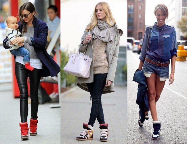 Кроссовки Isabel Marant Sneakers (Изабель Маран)
