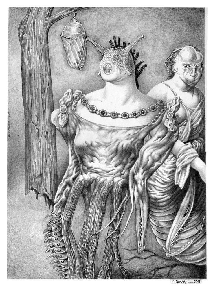 The midwife by Bernardumaine.deviantart.com on @DeviantArt