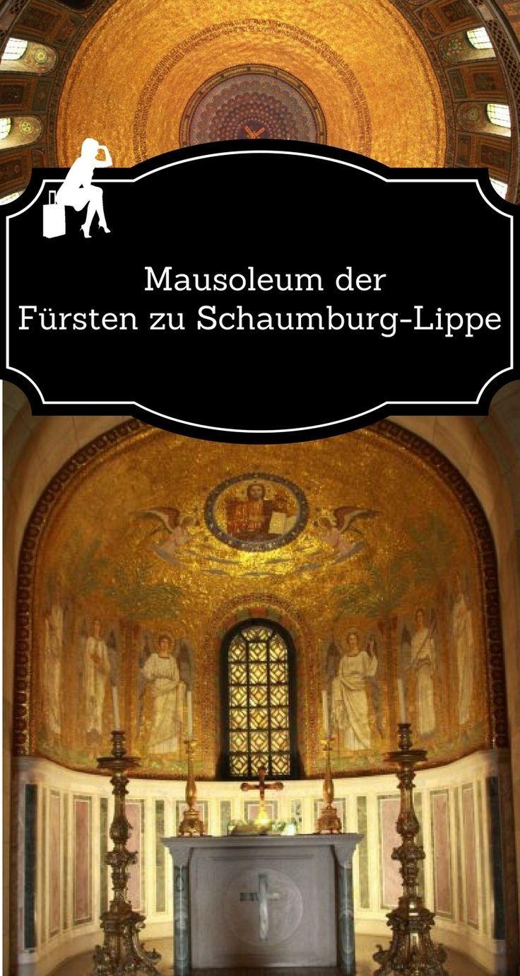 Schloss Und Mausoleum Buckeburg Urlaub In Deutschland Urlaub In Europa Schloss Buckeburg