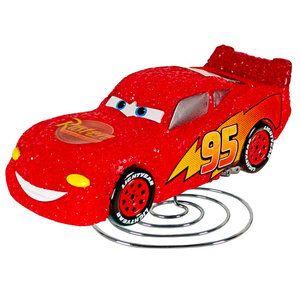 Disney - Cars Eva Lamp. Eli would love this!!!!!