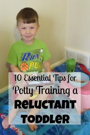 """When potty training doesn't happen in a """"magical"""" 3 day weekend and progress seems slow and hard, don't give up! Just adjust your expectations, give it time, and try to be patient. It will happen. Here's 10 tips that worked for my reluctant toddler."""