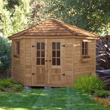 1000 images about outdoor sheds on pinterest storage for Garden shed 4 u