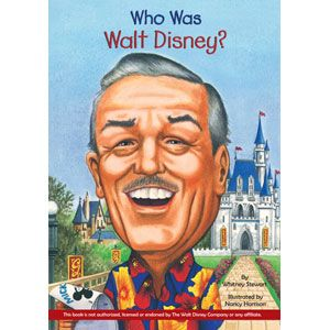 Who Was Walt Disney?    Walt Disney always loved to entertain people. Often it got him into trouble. Once he painted pictures with tar on the side of his family's white house. His family was poor, and the happiest time of his childhood was spent living on a farm in Missouri. His affection for small-town life is reflected in Disneyland Main Streets around the world. With black-and-white illustrations throughout, this biography reveals the man behind the magic.
