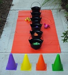 Halloween Carnival Booth Ideas | kids halloween carnival games - Google Search