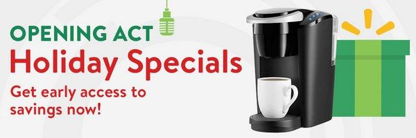 """""""Enjoy Sweet Savings on Holiday Specials with Early AccessNow! Image 