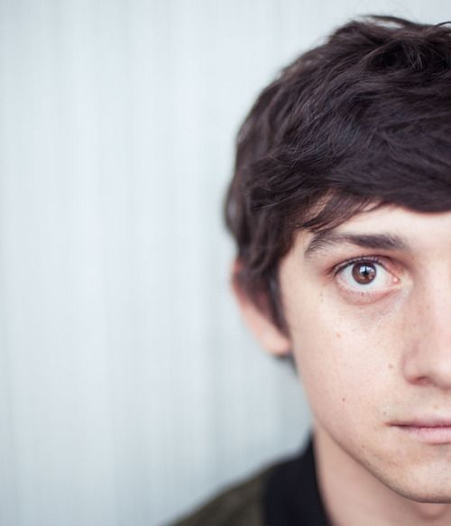 craig roberts for i-D magazine