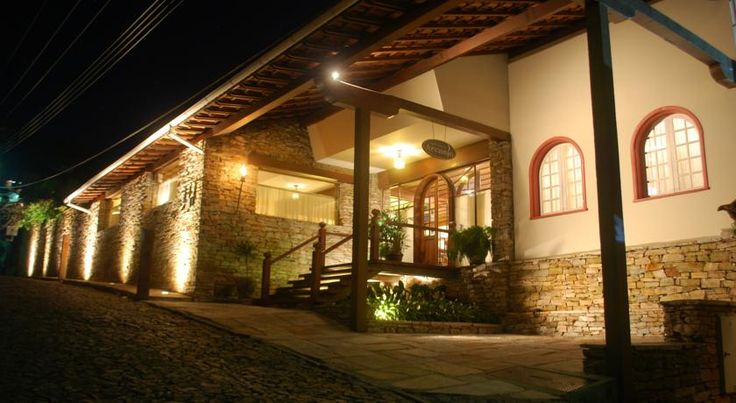Hotel Pousada do Arcanjo - Ouro Preto