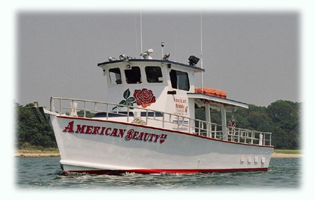 Sightseeing and Charter Boat Tours in Sag Harbor