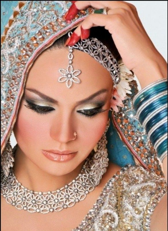 Pakistani Bridal Makeup Bridal Makeup Smokey Eye Brown