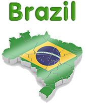 Brazil facts - interesting fun facts about Brazil