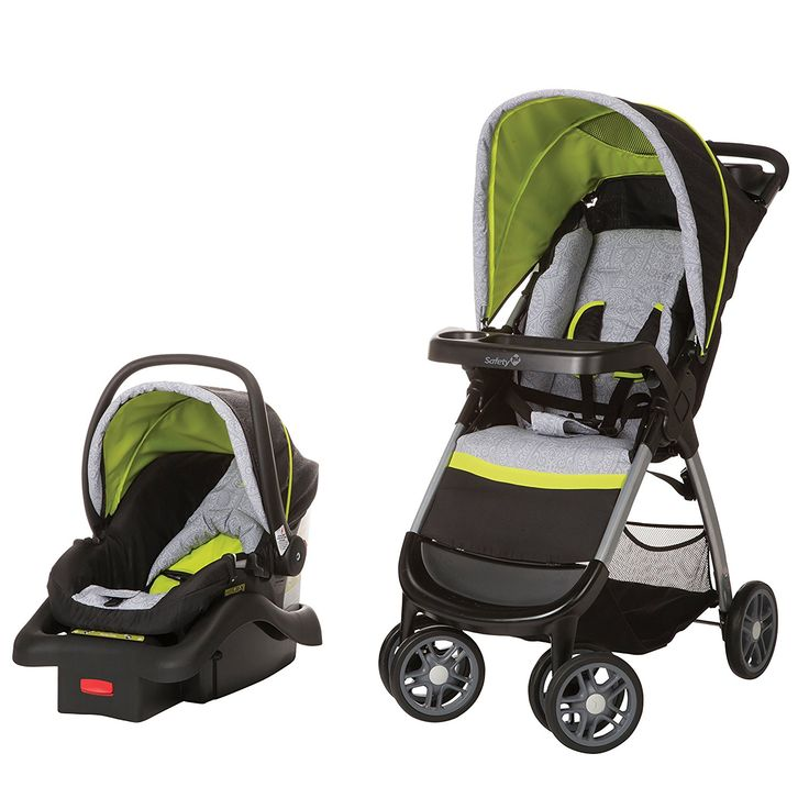 safety 1st stroller carseat combo