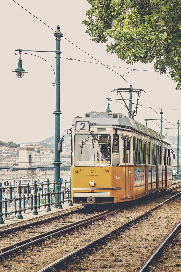 Budapest Tram by MAC Photography on 500px