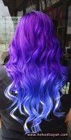 Rengarenk saç trendine cesaretin var mı?