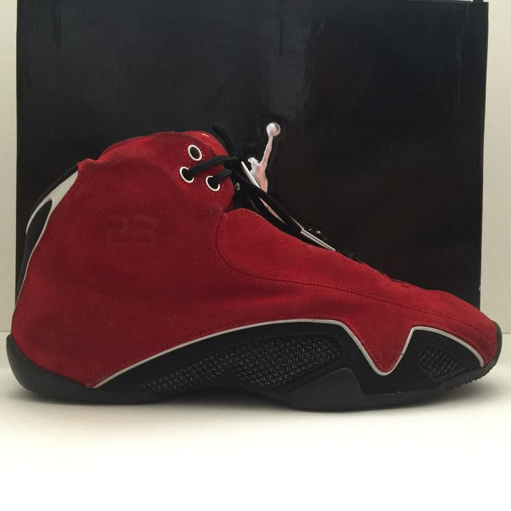 Name : Nike Air Jordan 21 XXI Red Suede Size (US) : 11.5 Condition : Used | Good Condition | With box Style Code : 313038 161 Year : 2006