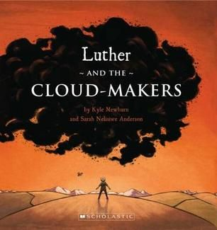 Thinkers : Luther and the cloud-makers by Kyle Mewburn