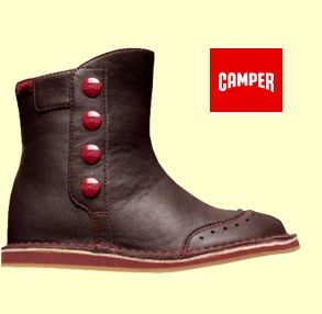 Camper boots - Loving them