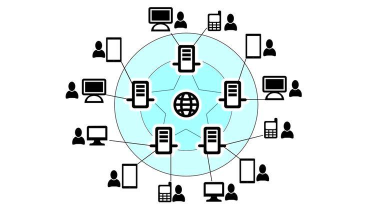 Pokračování seriálu Propojení lidí - 2.díl. Tentokrát je hlavní téma internetová adresa, neboli doména a její poskytovatel - hosting.