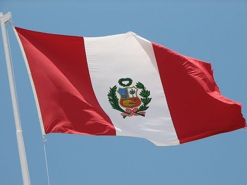 Viva Peru… 1 country of 19 that equals ONE Latino nation!