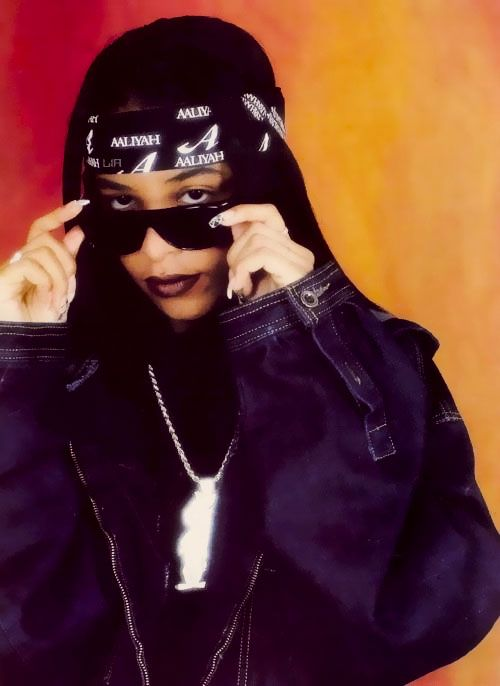 Aaliyah-age ain't nothing but a number