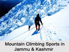 Adventure Sports in Jammu & Kashmir include various sports like aero sports, paragliding, parasailing, skiing and trekking, which are the centre of attraction to the tourists. For more visit the page. #sports #adventure #kashmir