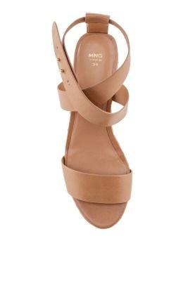 Esparto Platform Sandals