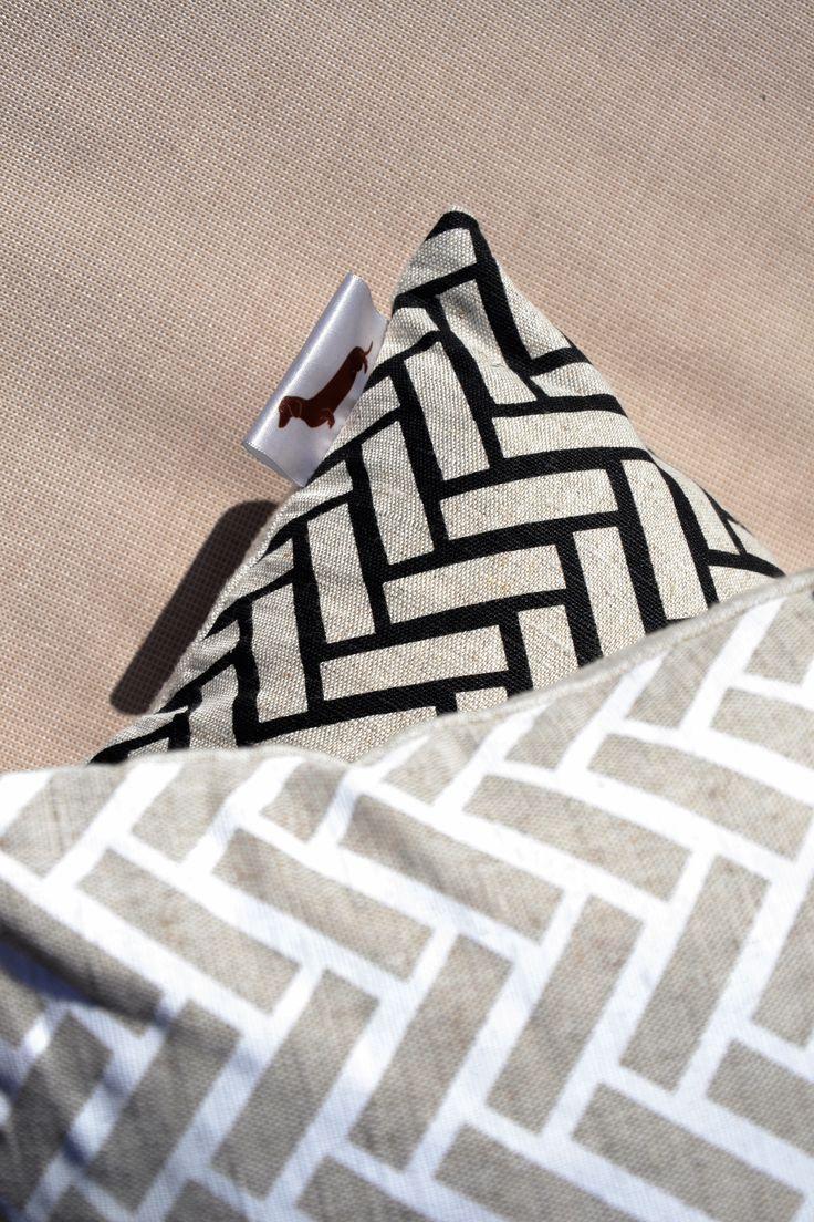 Chevron Cushion Covers