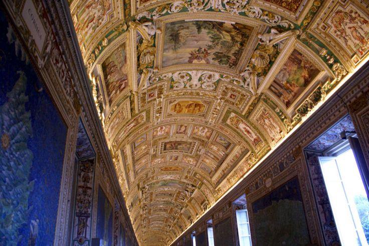 A inveja que originou a arte da Capela Sistina