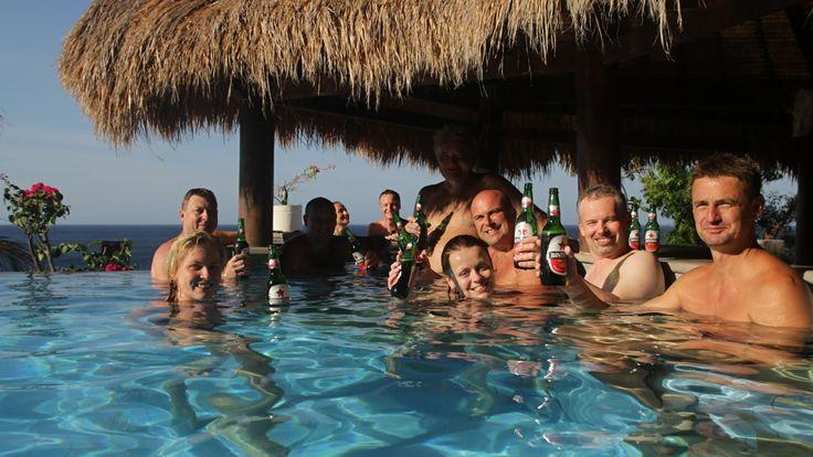 Bali Selang resort. Dovolená Bali. Bali vacation.