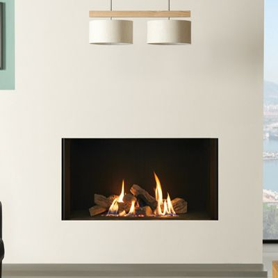 Balanced Flue Hole-in-the-Wall Gas Fires Energy Efficient Fireplaces