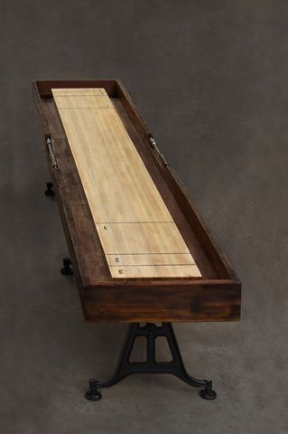 Shuffleboard Game Table