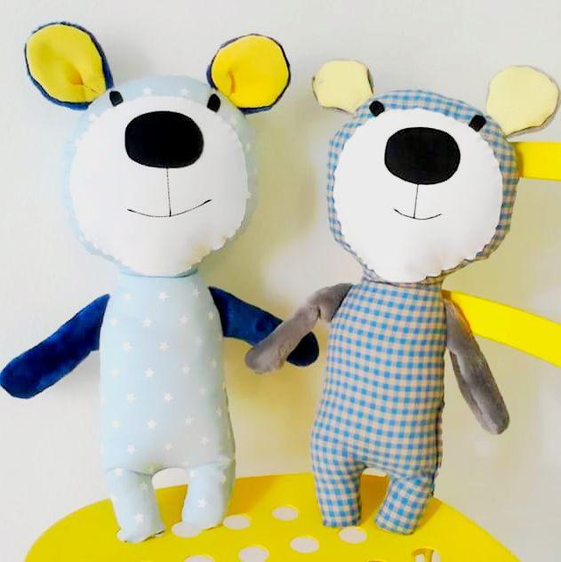 Softies,handmade plush toys for babies and Kids, handmade dolls Χειροποίητο μαλακό παιχνίδι - Κουκλα : Η κυριος Καρδουλης