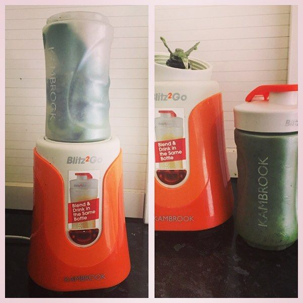 My favourite things ... I have had my Blitz to Go for around 18 months and at least 1 of us uses it every day. It's really easy to use, easy to clean and takes up very little space in my appliance cupboard! Under $50 it's a bargain and has no trouble blending tough veges for smoothies. #myfavourite #myfavouritethings #kambrook #blitz2go #greensmoothie #moneysavvy #savvyspender #canstarblue #healthywealthywise #productreview #myer #thegoodguys #spotlight #bigw #jbhifi #harveynorman #betta…