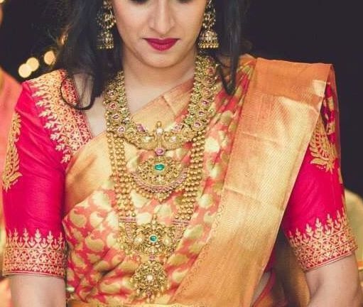 166 Best Bridal Jewellery Collections Images On Pinterest: 530 Best Images About Gold Traditional Jewellery On