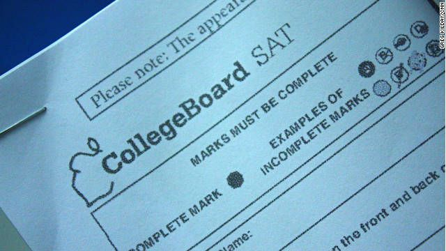 SAT College Board Error Last Weekend
