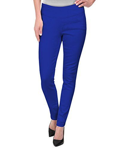 New Trending Pants: Super Comfy Stretch Pull On Millenium Pants KP44972 ROYAL Medium. Super Comfy Stretch Pull On Millenium Pants KP44972 ROYAL Medium  Special Offer: $21.99  433 Reviews Flattering skinny fit, Fabric blended with spandex for stretch and comfortMost comfortable Stretchy waist, providing all around ease  roominess, never too tight or restrictiveAn...
