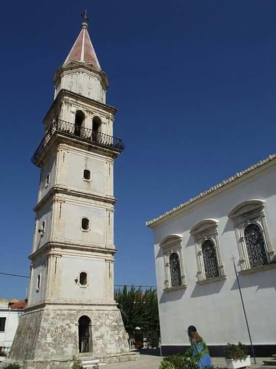 Церковь св. Тимофея и Мавры, Махерадо, Закинтос, Греция