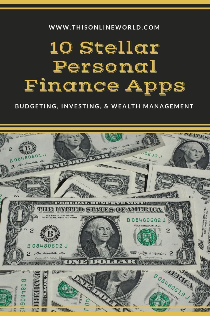 10 Great Personal Finance Apps – Integrating Technology & Finances