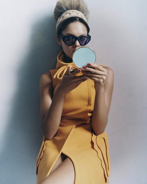 Miu Miu photography fashion editorial studio
