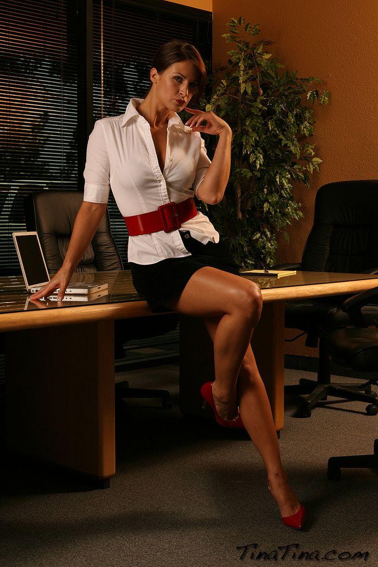 hot short office skirt sex - The secret corner of your office ;