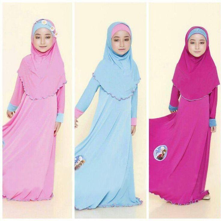 Goedkope 2015 zomer nieuwe aankomst meisjes kleding set 2 stuks van moslim…