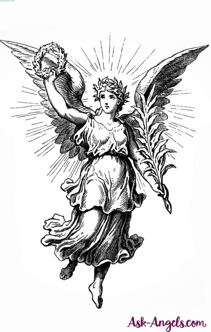 Angel Symbolism