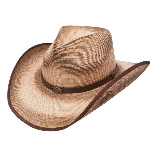 Duck Commander Pintail - Mexican Palm Cowboy Hat