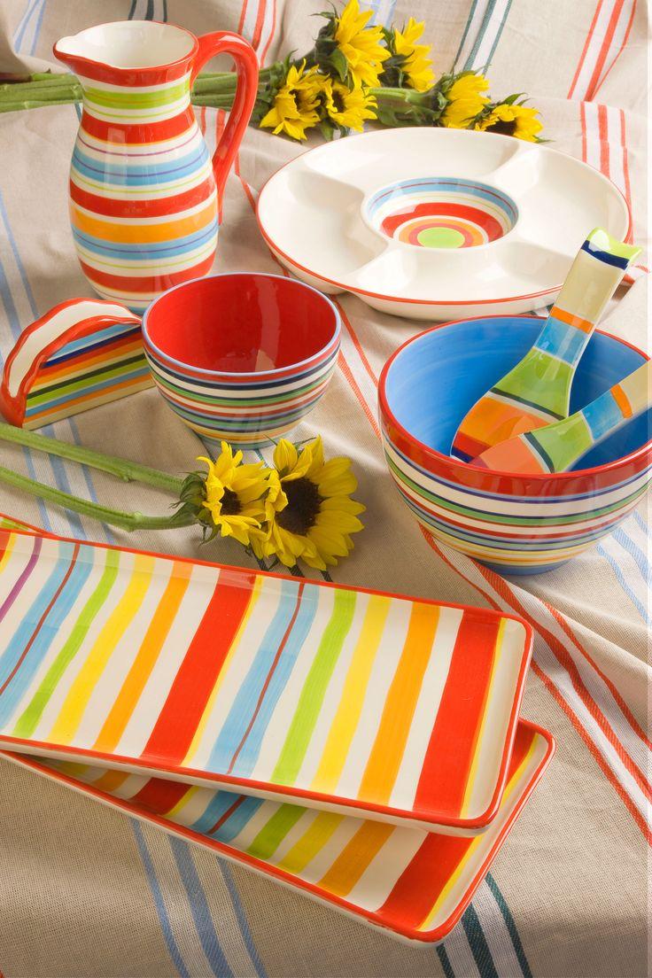 Juego de loza #VivaMexicoEasy #colors #design #home #deco