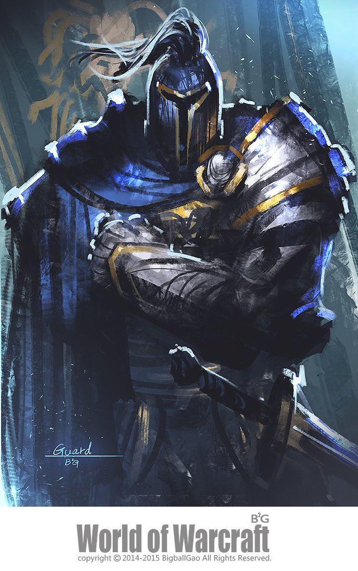 Guard, Gao ZhingPing on ArtStation at https://www.artstation.com/artwork/guard-7f6ca476-f4be-4564-a783-69bf1224b20a