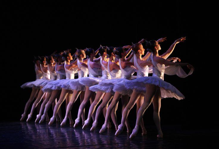 https://flic.kr/p/naKSx9 | La Bayadère, The Kingdom of the Shades | Koninklijk Ballet Vlaanderen in La Bayadère by Cynthia Harvey (after Marius Petipa) © Hans Gerritsen